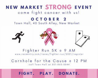 Picture of New Market Strong Flyer