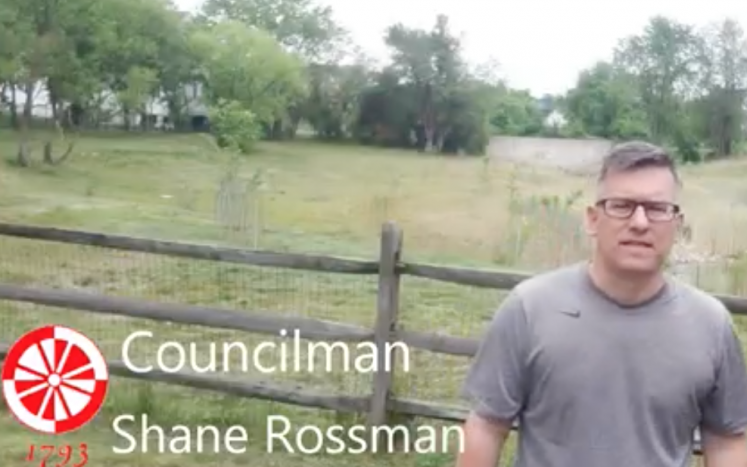 Picture of Councilman Rossman